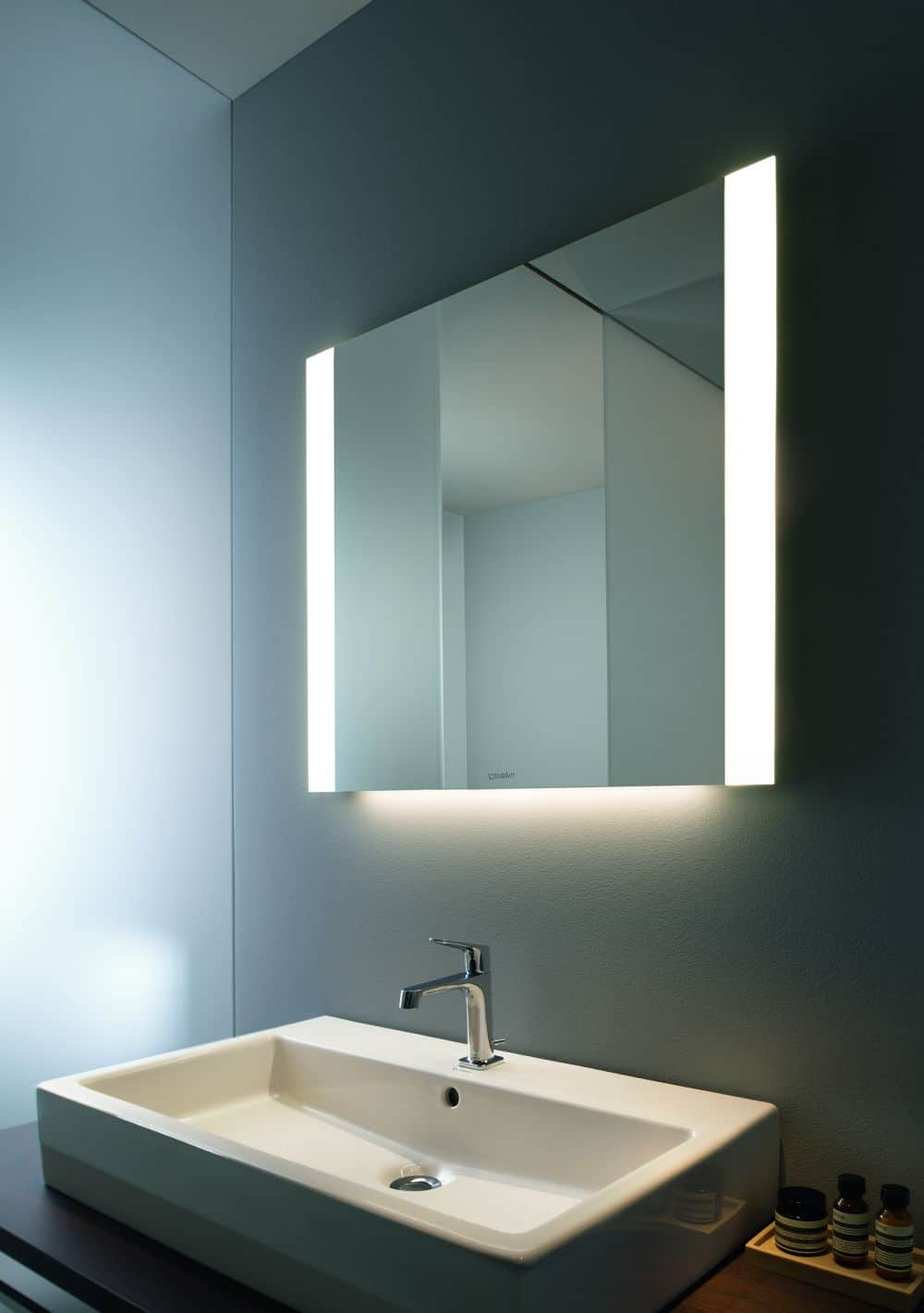 Oświetlenie Lustra W łazience Lustra Z Wmontowanym