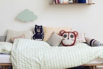 Oświetlenie strefy relaksu i snu nad łóżkiem