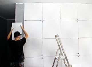 Jak zamontować panele gipsowe