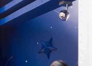 Pokój dla chłopca: kosmos