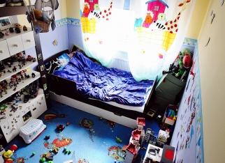 Pokój dla chłopców - zdjęcie przed