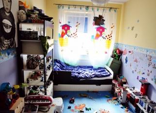 Pokój dziecięcy przed metamorfozą