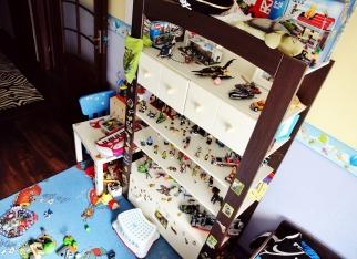 Pokój dziecięcy - zdjęcie przed metamorfozą