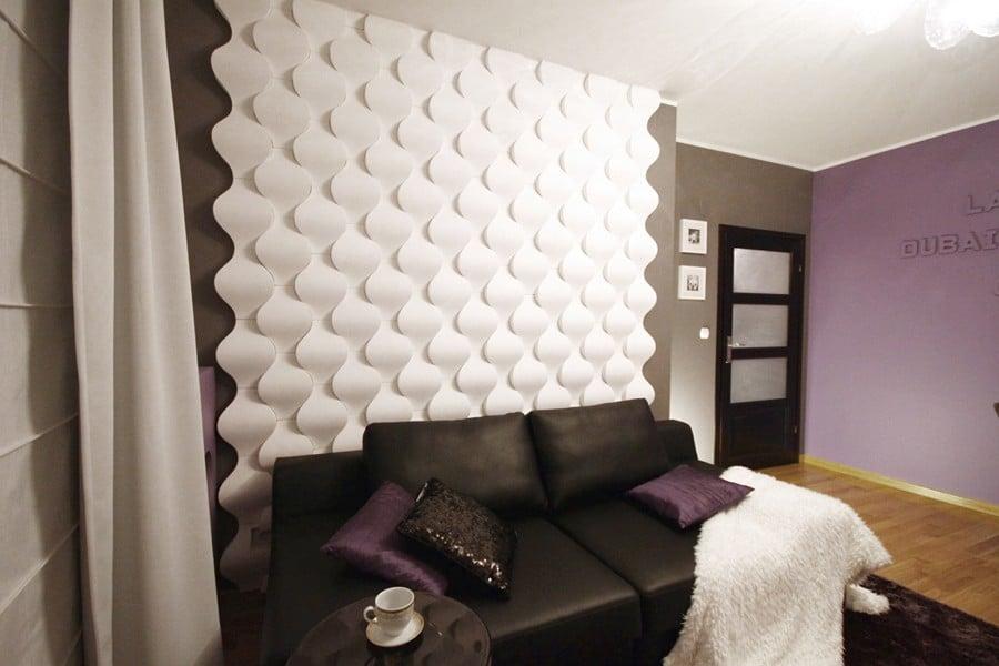 Idealny Pomysł Na ścianę W Salonie