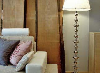 Drewno w stylu eko