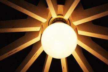Lampa Copo od Sean Lamps