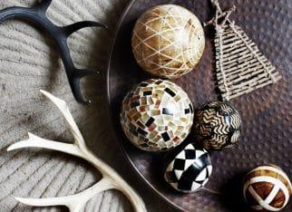 Skandynawskie dekoracje bożonarodzeniowe