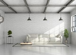 Contemporary Loft interior