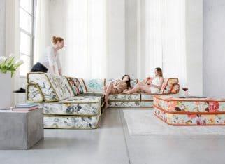 Sofa modułowa Fancy - Bizzarto