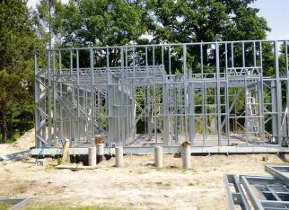 Stalart - konstrukcja metalowa