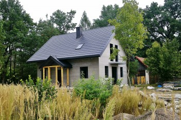 Dom w konstrukcji metalowej