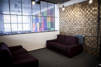 Stegu Pixel w biurze