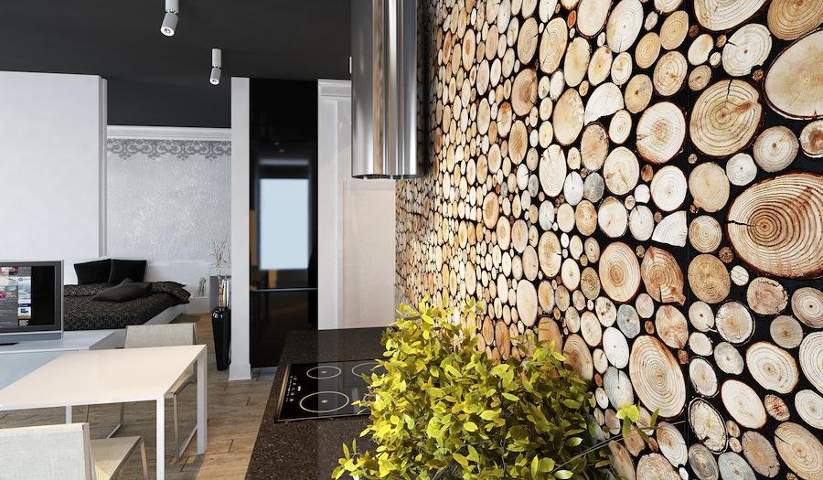 panele dekoracyjne pure z serii wood collection deko. Black Bedroom Furniture Sets. Home Design Ideas