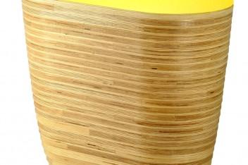 Puf - yellow