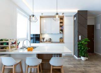 Sufit Podwieszany W Salonie łazience I Kuchni 20 Pomysłów