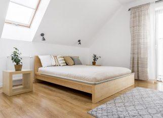 poddasze-sypialnia