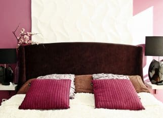 Sypialnia w stylu japońskim
