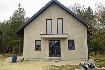Dom jednorodzinny w konstrukcji metalowej