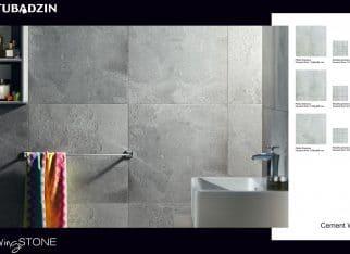Kolekcja Livingstone Tubądzin: Cement