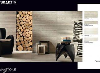 Kolekcja Livingstone Tubądzin: Formwork