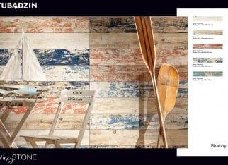 Kolekcja Livingstone Tubądzin: Shabby