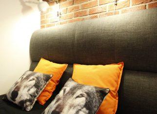 Łóżko sypialniane w 421 odcinku Dekoratorni