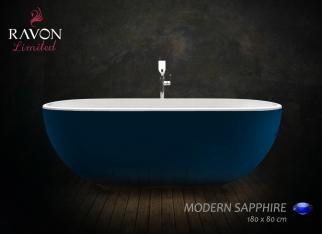 Wanna Modern kolor Sapphire
