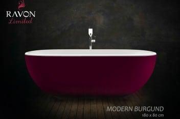 Wanna Modern kolor Burgund