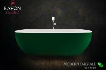 Wanna Modern kolor Emerald