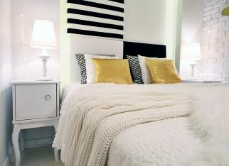 Jak zaaranżować wąską sypialnię?