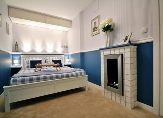 Aranżacja sypialni w wąskim pokoju