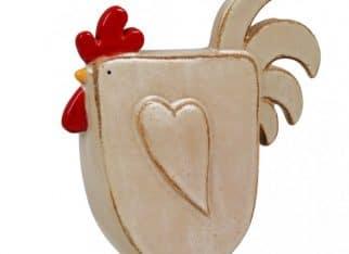 Figurka Modern Hen Home&You 49 zł