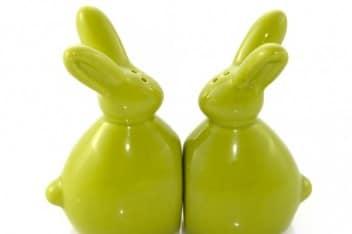 Przyprawniki Bunny Home&You 15 zł