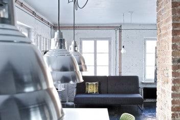 Mieszkanie - loft