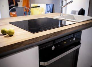 Praktyczna wyspa w kuchni