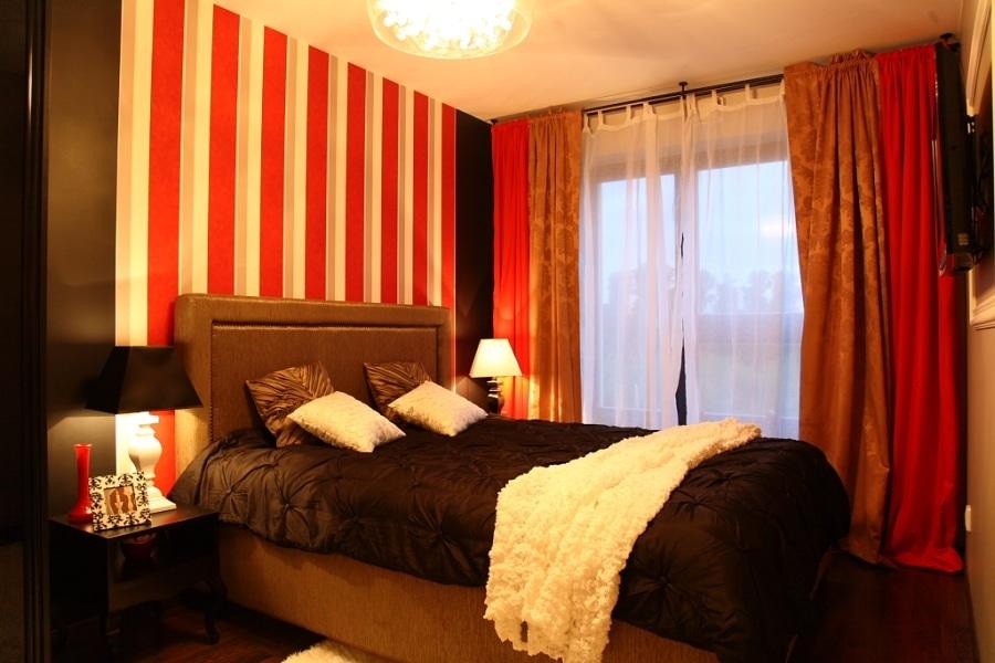 15 Stylowych Sypialni Pomysł Na ścianę Za łóżkiem Deko
