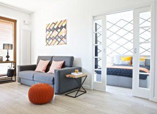 415 odcinek - Żółć i pomarańcz w mieszkaniu