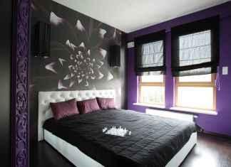 Zastanawiasz się, czy fiolet w sypialni to dobre rozwiązanie? Przekonaj się sam!