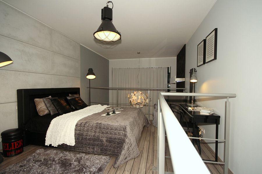 mieszkanie a`la loft