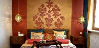 Zobacz, jak wygląda nasza sypialnia w orientalnym stylu.