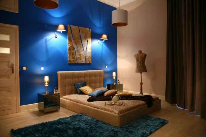 Podoba ci się to połączenie kolorów i faktur? Zobacz, jak wygląda nasza sypialnia w nowojorskim stylu.