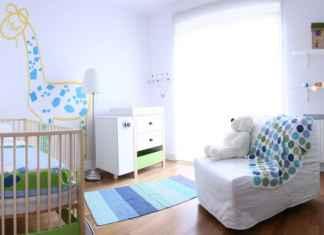 Jak zaaranżować pokój dla niemowlaka, żeby mogła z niego korzystać również mama?