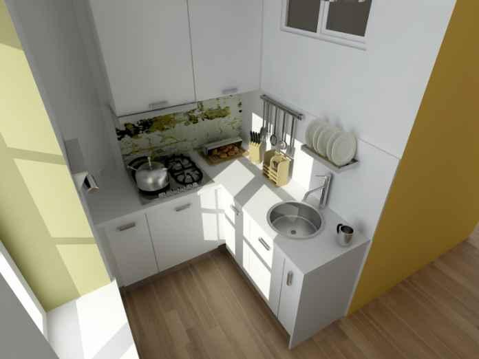 Jak urządzić małą kuchnię? Oto proste triki, dzięki którym uzyskasz funkcjonalny układ i nowoczesny design.