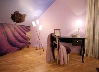 Lubisz prowansalski klimat we wnętrzach? Zobacz, jak urządziliśmy pokój na poddaszu.