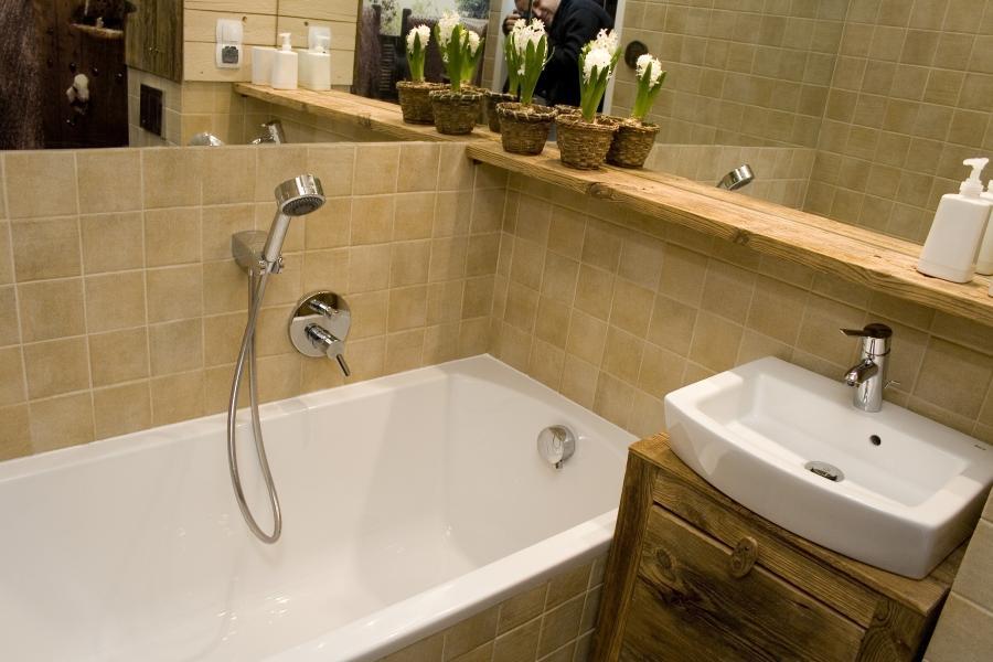 Zajrzyj do galerii i sprawdź, jak wygląda nasza łazienka w stylu eko.