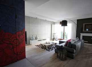 Jak urządzić nowoczesny salon w stylu eklektycznym? Zobacz naszą aranżację.