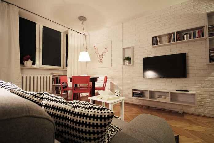 Szukasz inspiracji na aranżację czarno-białego mieszkania? Zobacz nasze pomysły!