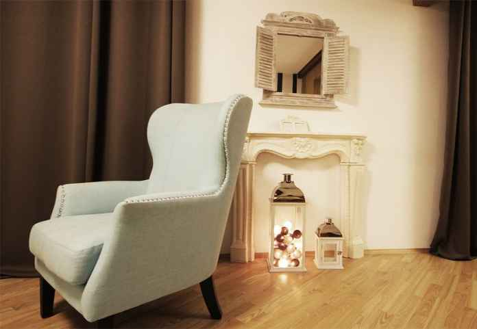 Lubisz ciepły klimat stylu prowansalskiego? Zobacz nasz pomysł na salon z jadalnią w tym stylu.