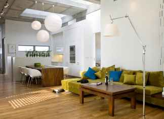 Szukasz inspiracji na aranżację mieszkania w stylu loft? Zobacz zdjęcia naszej aranżacji.