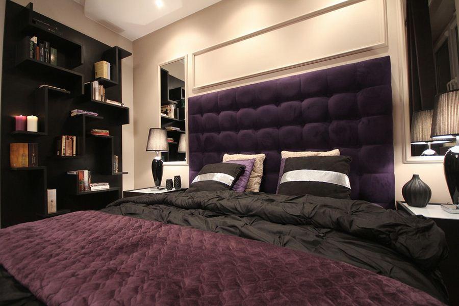 Poodba ci się biblioteka w sypialni? Zobacz, jak zaprojektować to wnętrze.